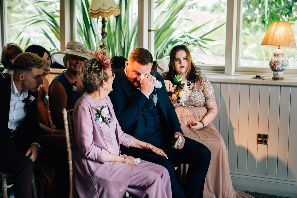 Newton Hall Wedding Photographer 57