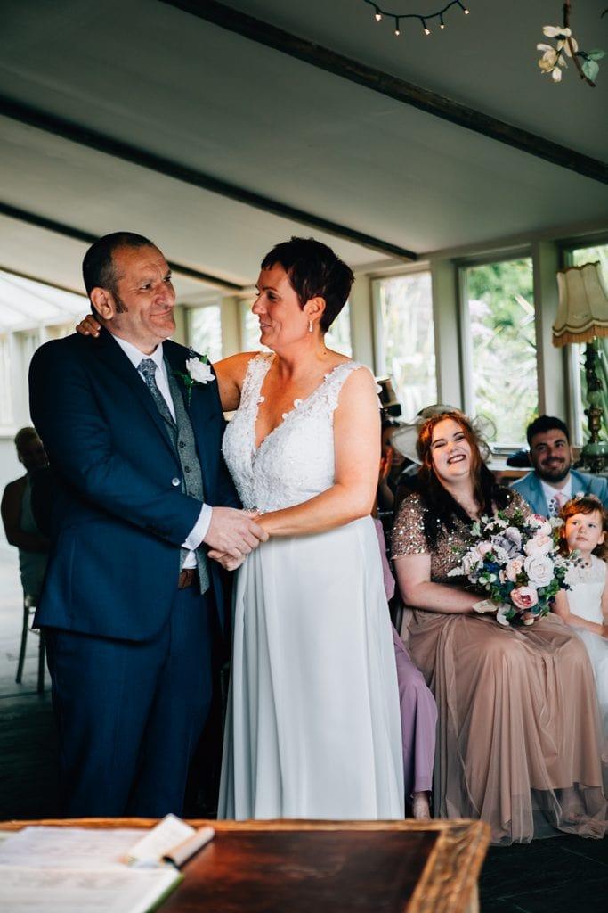 Newton Hall Wedding Photographer 58
