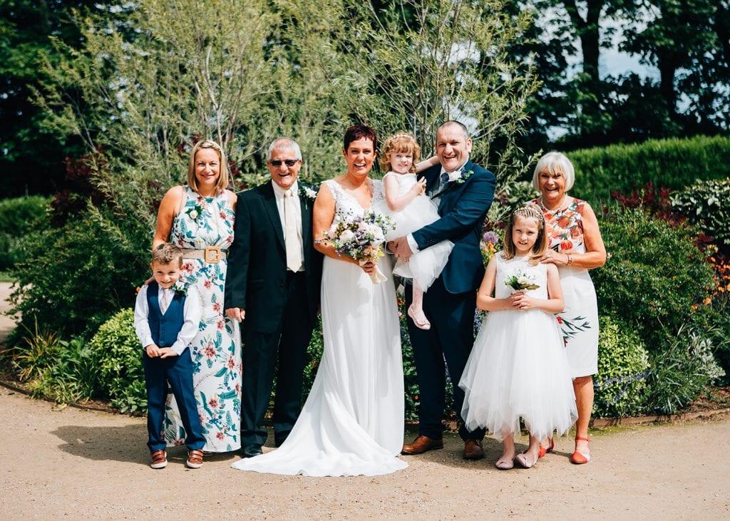 Newton Hall Wedding Photographer 64