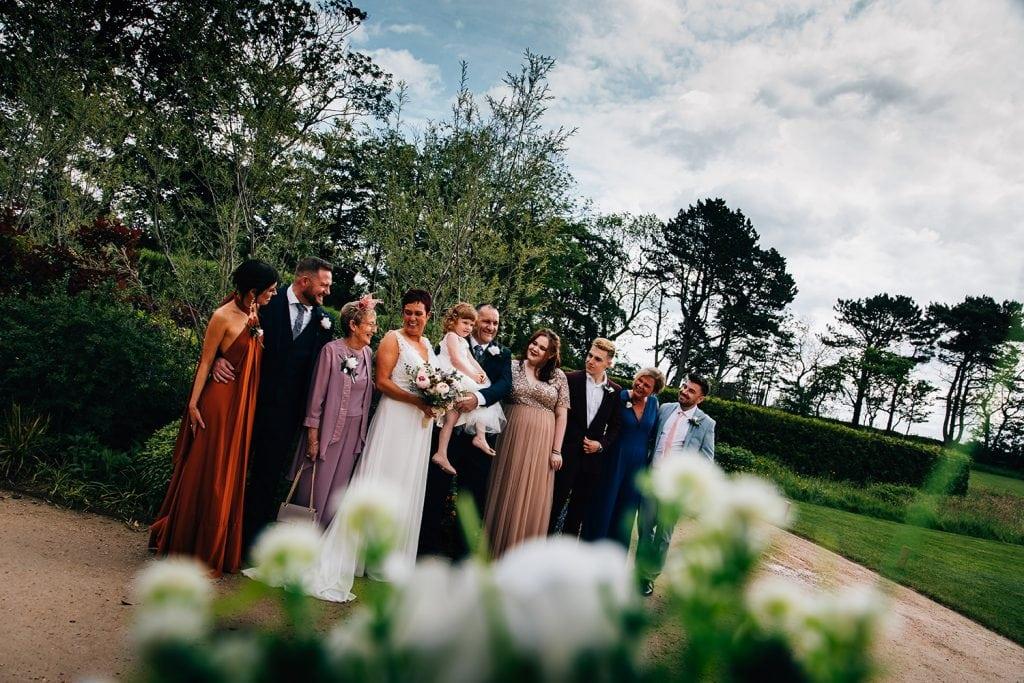 Newton Hall Wedding Photographer 65