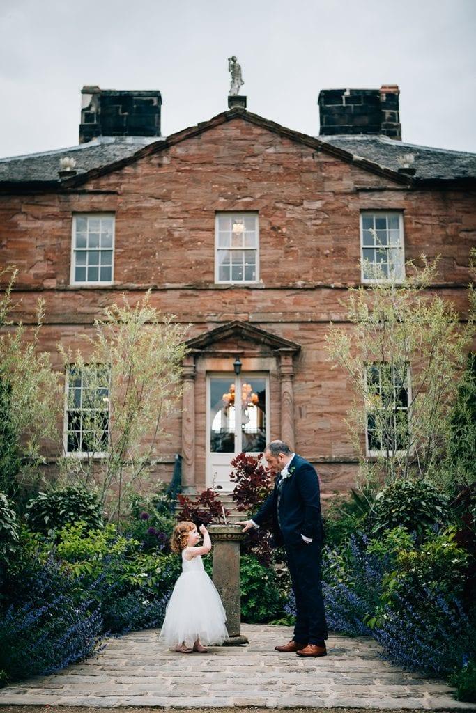 Newton Hall Wedding Photographer 88