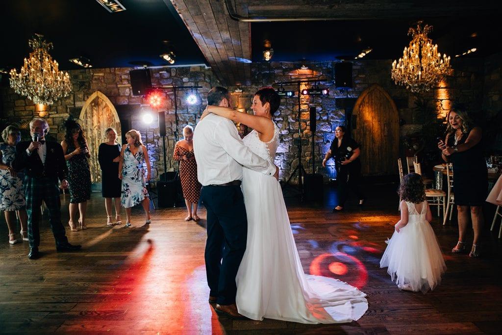 Newton Hall Wedding Photographer 098