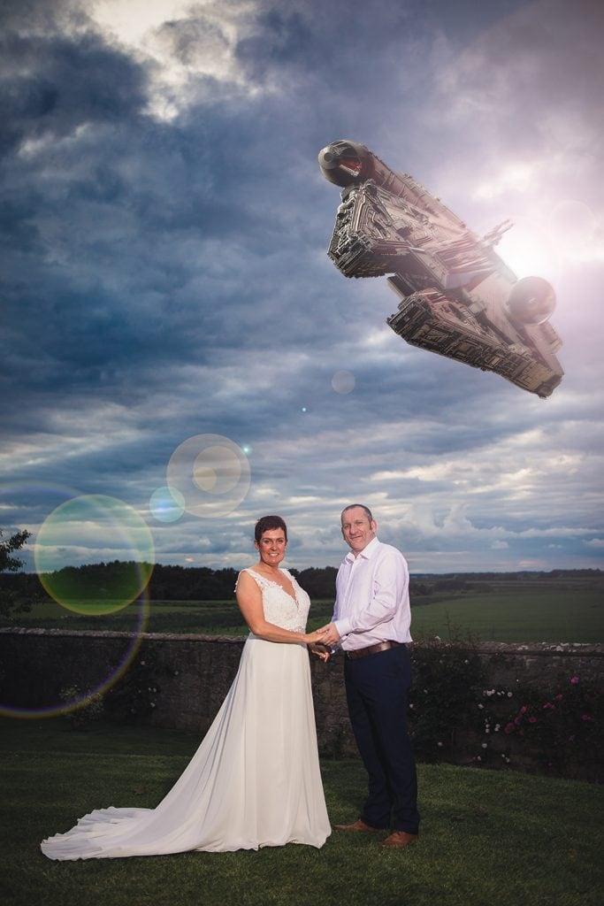 Starwars Wedding 105