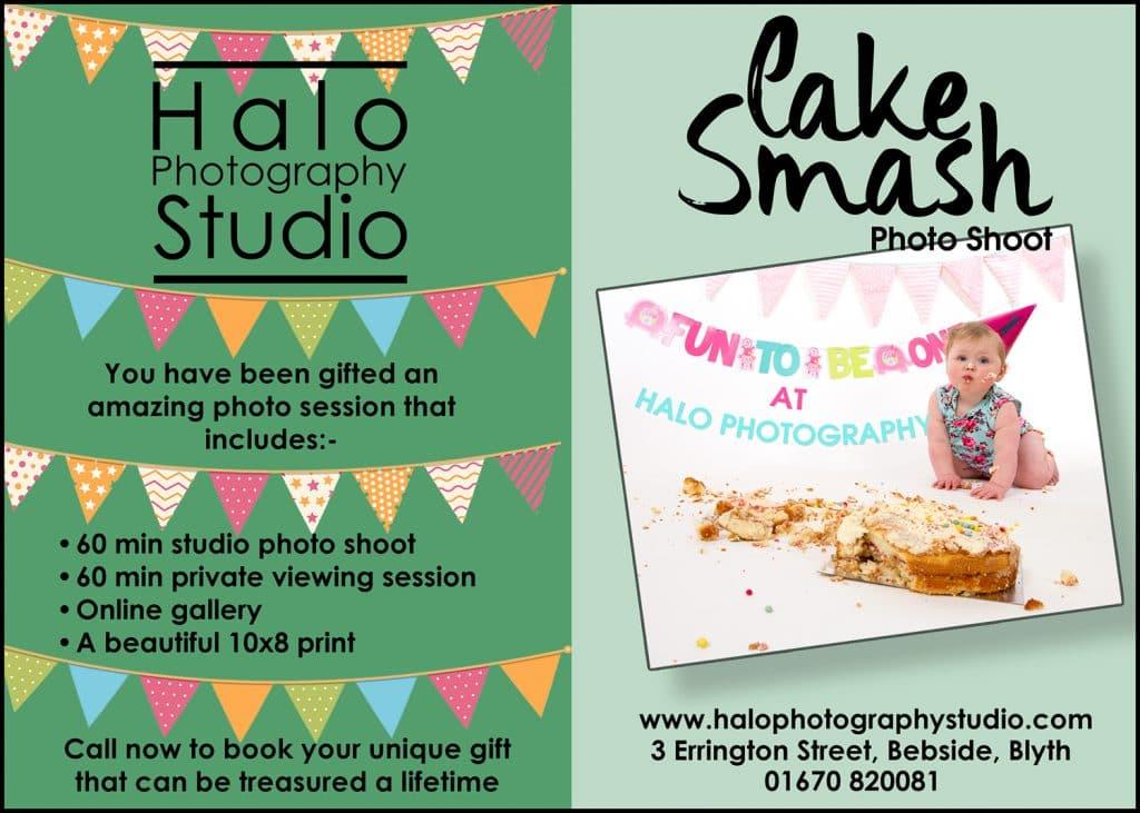 Cake Smash Photo Shoot £19 Offer