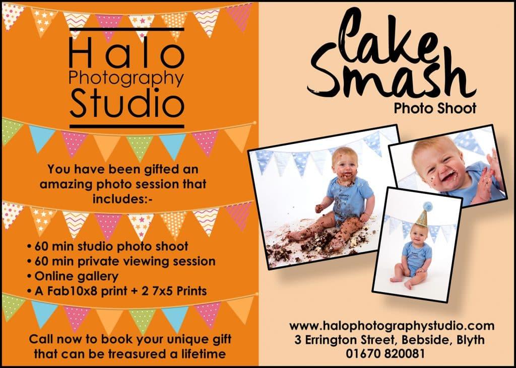 Cake Smash Photo Shoot £39 Offer