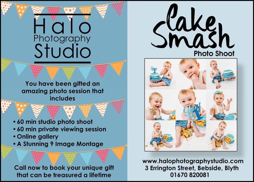 Cake Smash Photo Shoot £59 Offer