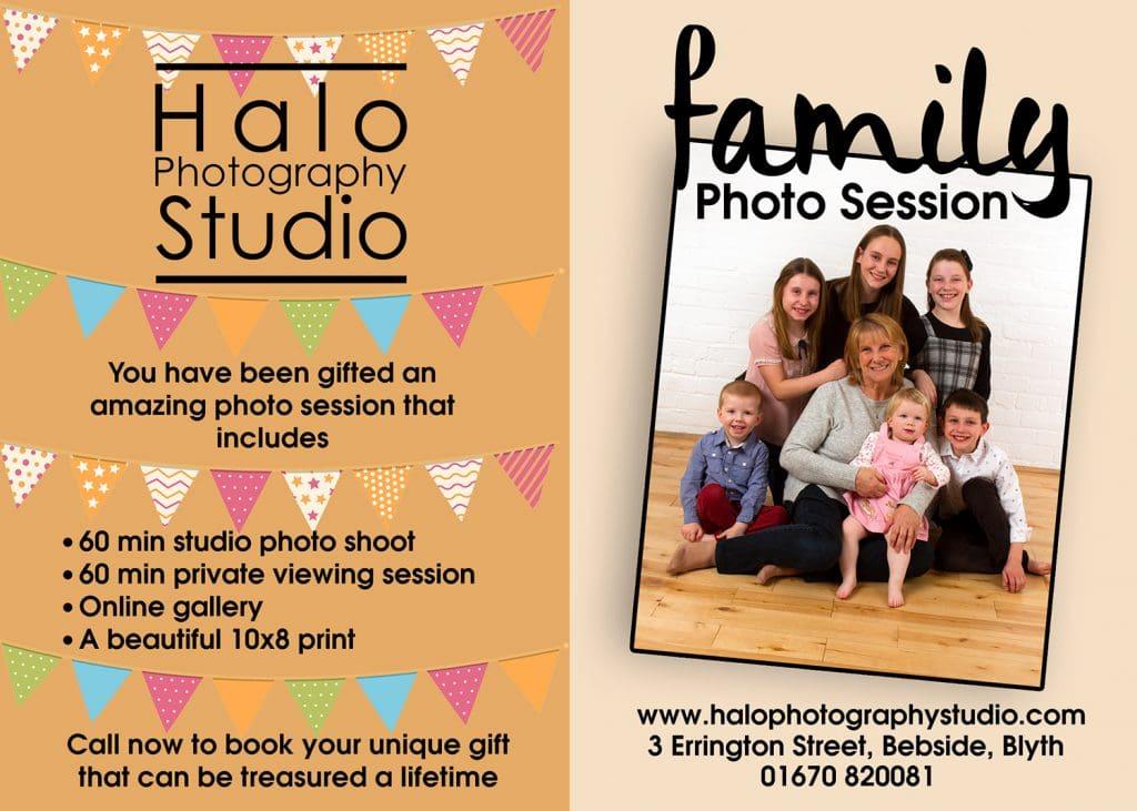 Family Photo Shoot £15 Offer