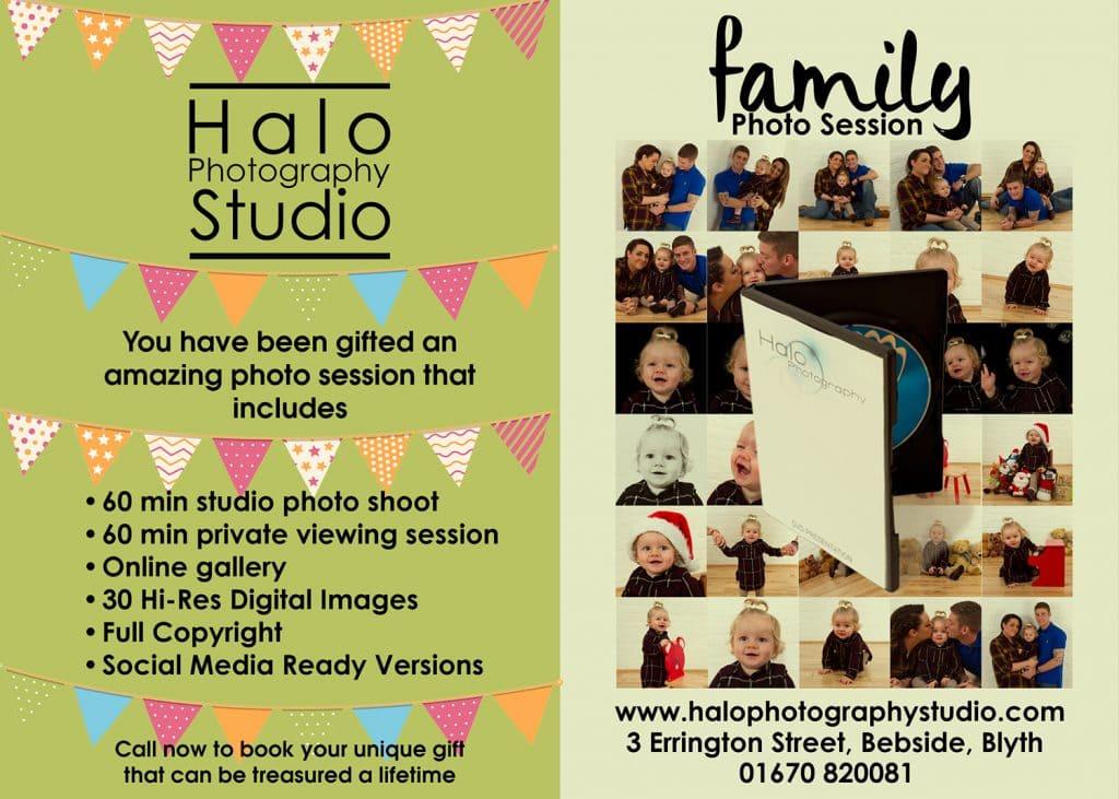 Family Photo Shoot £199 Offer