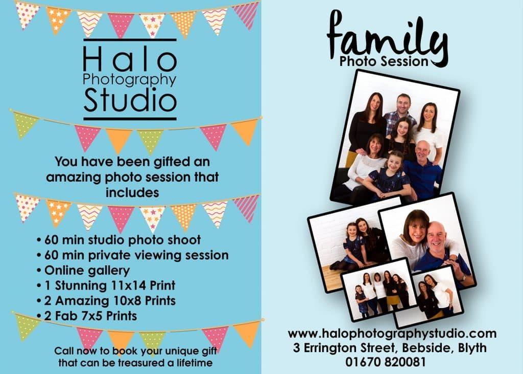 Family Photo Shoot £99 Offer