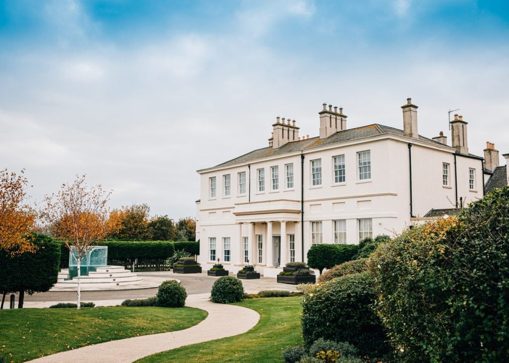 Seaham Hall in County Durham