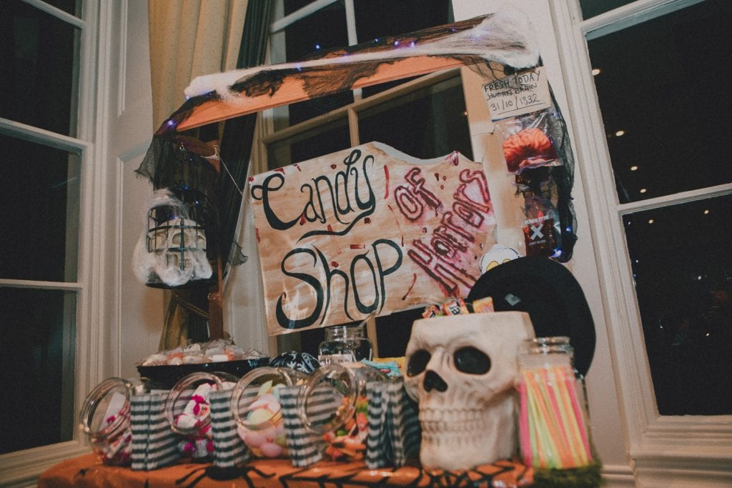 Candy Shop of Horrors at Seaham Hall