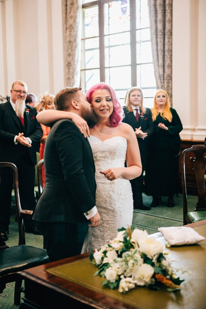 Cuddles & Kisses at South Shields Town Hall
