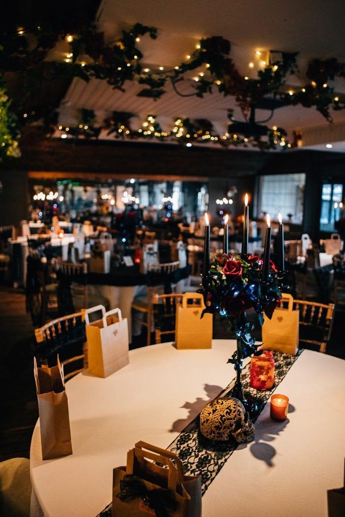 The Greyhound Inn wedding Reception