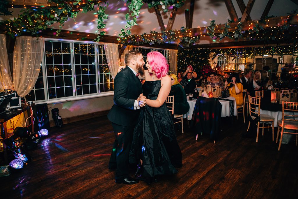 The First Dance at The Greyhound Inn