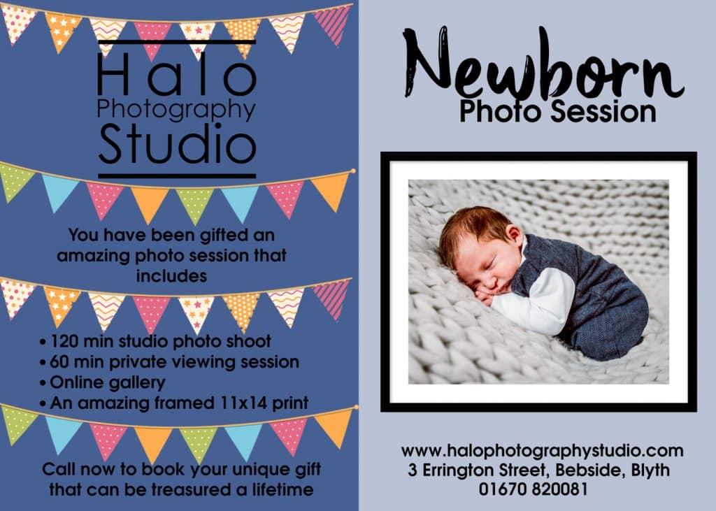 Newborn Photo Shoot £59 Package