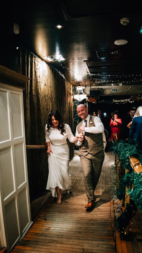 As you like it Newcastle Christmas Wedding Photography