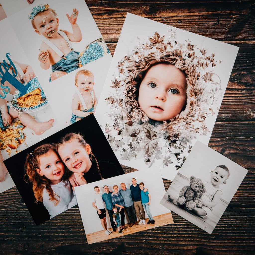 Photographic Print Prices at Halo Photography
