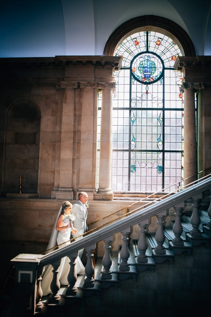 South Shields Town Hall Wedding Photography