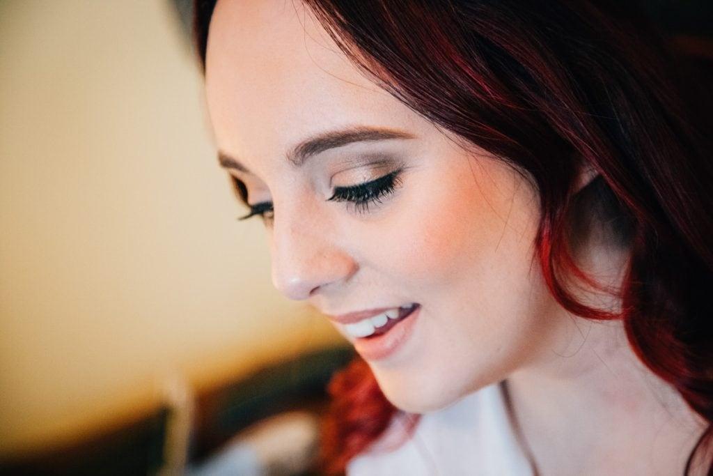 Bridal Prep in Sunderland
