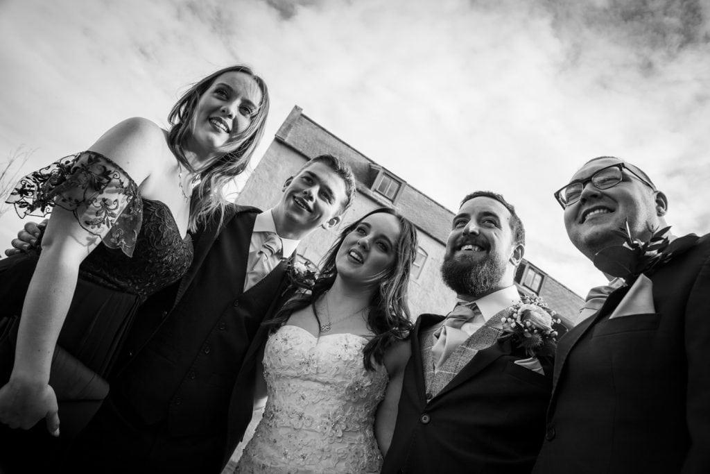 Emily & Josh's Bridal Party