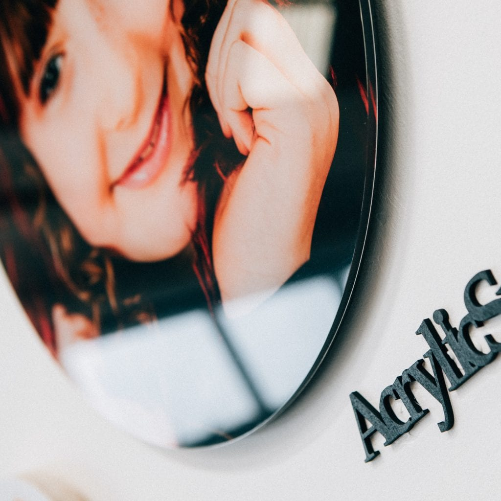 Acylic Sphere Photography Wall Product