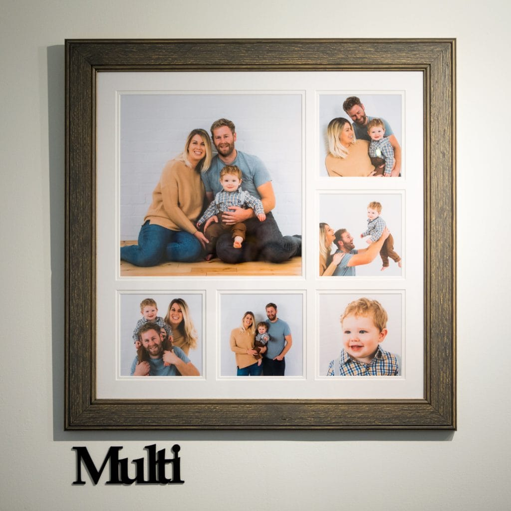 Multi Frame Wall Product