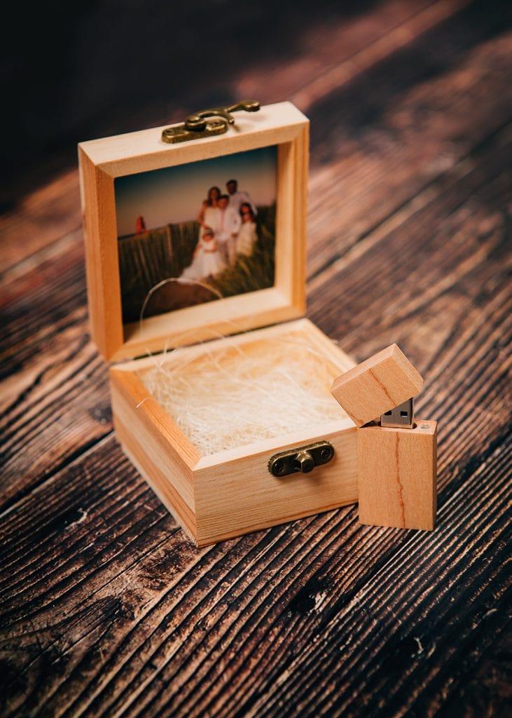 Wedding Photography & USB