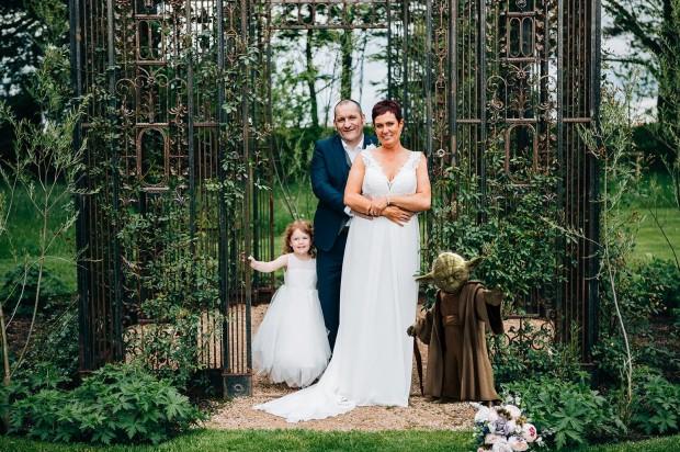Newton Hall Wedding Photographer 82